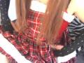 【男の娘】まなみのエッチ動画【犯されチェックサンタのエロメリクリ★衣装紹介♪】